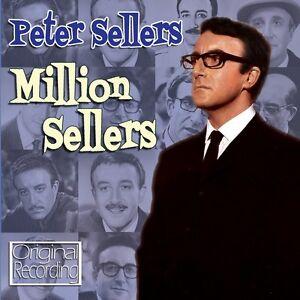 Peter Sellers - Million Sellers CD