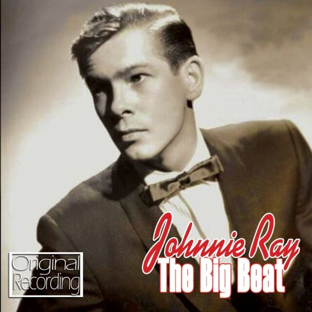 Johnnie Ray - The Big Beat CD