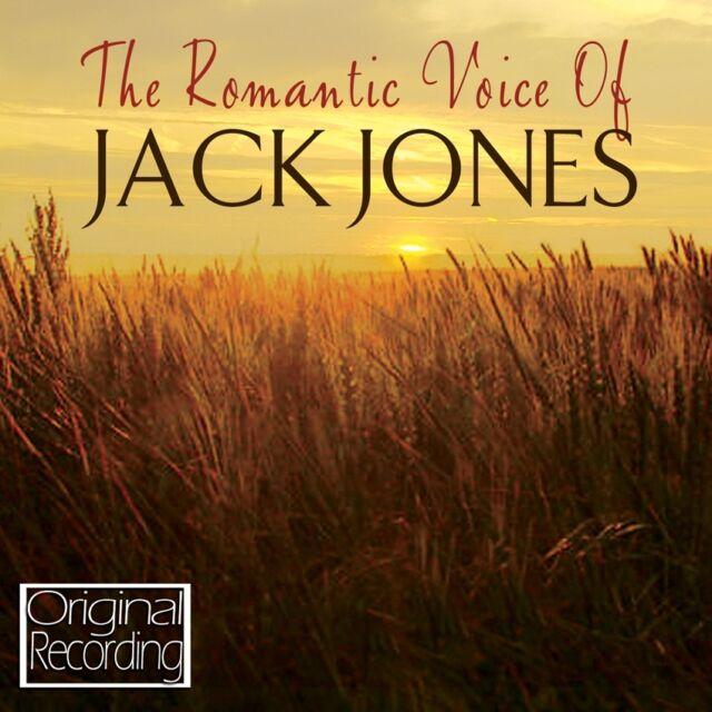 Jack Jones - The Romantic Voice Of Jack Jones CD