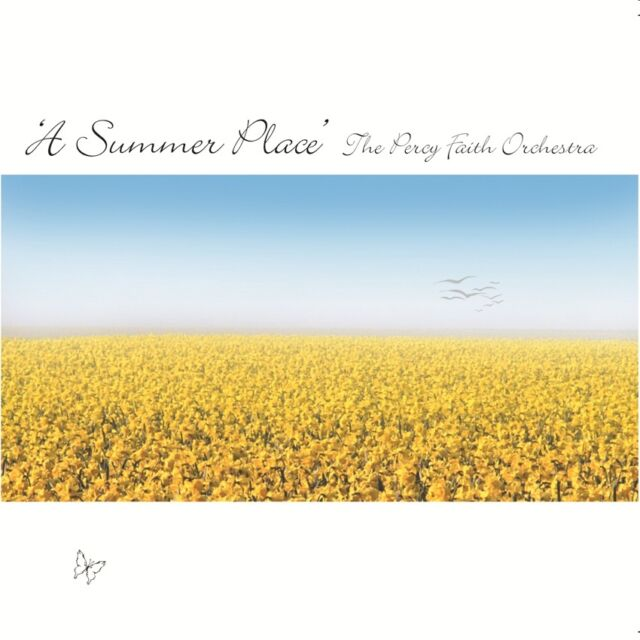 Percy Faith Orchestra - A Summer Place CD