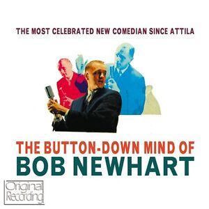 Bob Newhart - The Button Down Mind Of Bob Newhart CD