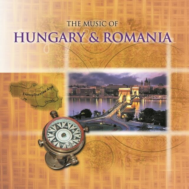 Various Artists - World Of Music - Hungary & Romania CD