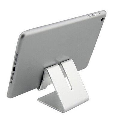 Universal Metal Desktop Holder Table Stand Cradle Mount For Phone Tablet ipad US