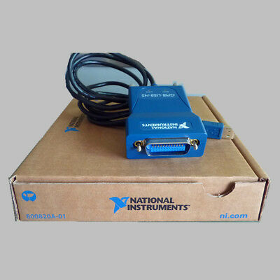 Usb 2.0 Ni Gpib-usb-hs National Instrumens Interface Adapter Controller Ieee 488