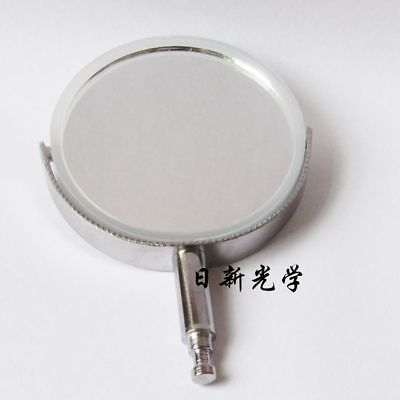 Biological Microscopes Reflective Mirrors Metal Laboratory Magnifying Equipments