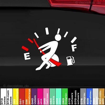 Ansaugbereich Tuning Auto Aufkleber Sticker Shocker