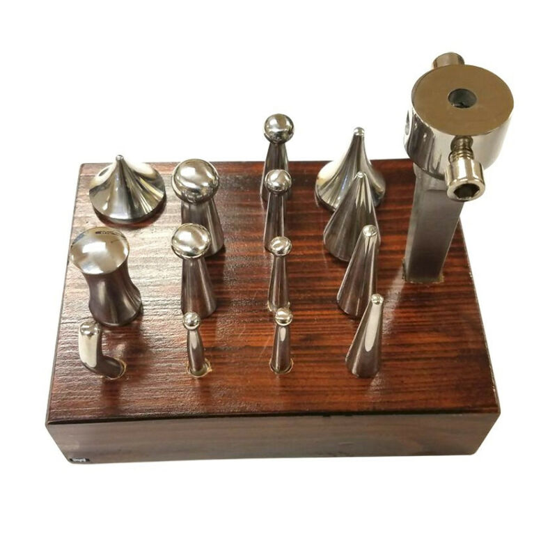 Micro Miniature Wheel Insert 14 Stakes Set Jewelry Crafts Forming Design