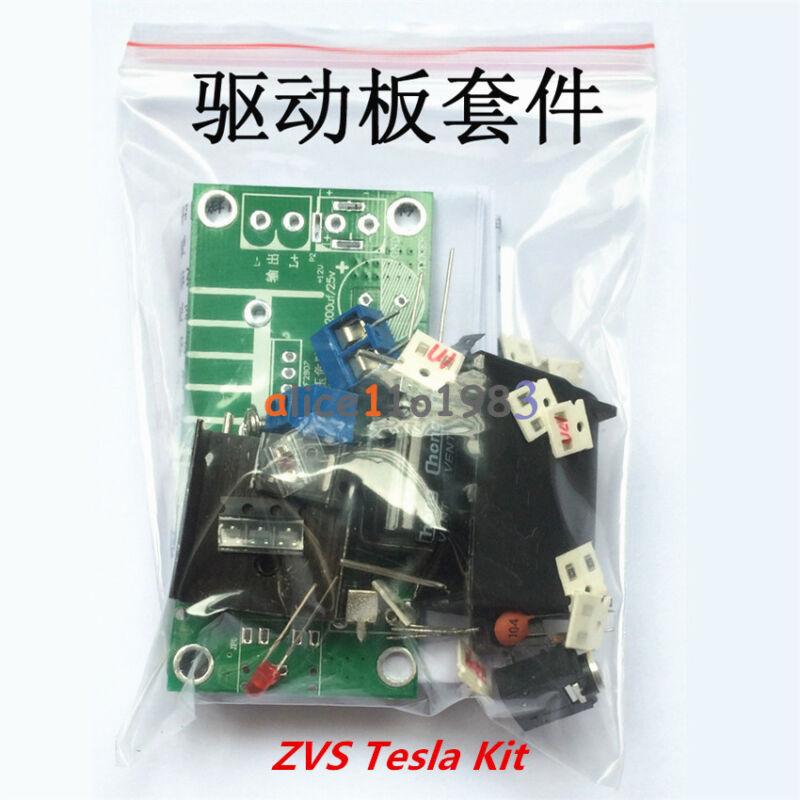 20KV High Voltage Generator ZVS Tesla Driver Plate Parts Board Module DIY Kit