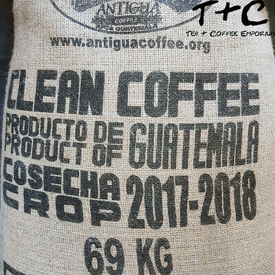 Guatemala Antigua Green Coffee - Guatema - Finca La Soledad, Antigua - Raw Green Coffee Beans For Home Roasting