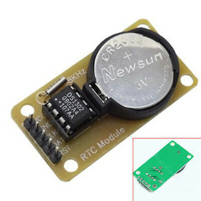 New Arduino Rtc Ds1302 Real Time Clock Module For Avr Arm Pic Smd Gm