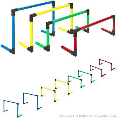 zerlegbare/steckb. Koordinationshürden Mini-Trainingshürden Koordinations-Hürden