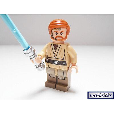 Lego Star Wars Figur Obi-Wan Kenobi mit Lichtschwert »NEU« aus 75135