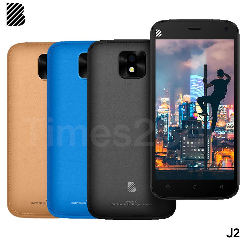BLU J2 4G 32GB GSM Unlocked Android Smart Phone 2019 New