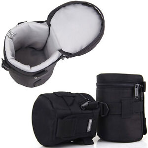 New-DSLR-50mm-Camera-Lens-Protector-Pouch-Case-Insert-Bag-For-Canon-Sony-Nikon
