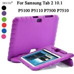 EVA Foam Shockproof Case Voor Samsung Galaxy Tab 2 10.1