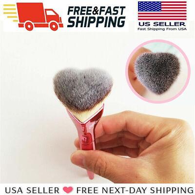 MINI Size IT Cosmetics Brushes For ULTA Love Beauty Fully Love Foundation Heart
