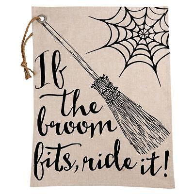 NIP Mud Pie Mudpie Halloween Witch Cotton Hand Towel](Mudpie Halloween)