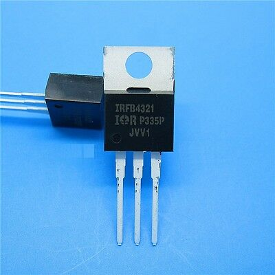 10 Pcs Irfb4321 Hexfet Power Mosfet To-220