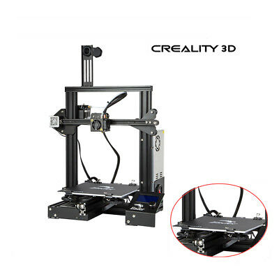 Creality Ender 3 3D Printer Carry on Print OSHW Certified 220X220X250mm DC 24V 15A