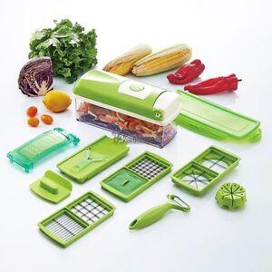Vegetable Fruits Potato Dicer Food Slicer Cutter Chopper Kitchen Tools