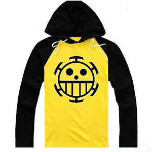 Men's Clothing One Piece Hoodies Japanese Anime Monkey D Luffy & Portgas D Ace 3d Printing Man Women Hooded Pullovers Free Shipping 100% Original