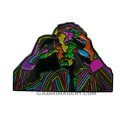 Hat Pin 18 - Timothy Leary - Limited Edition Trippy LSD DMT Acid Glassblowing