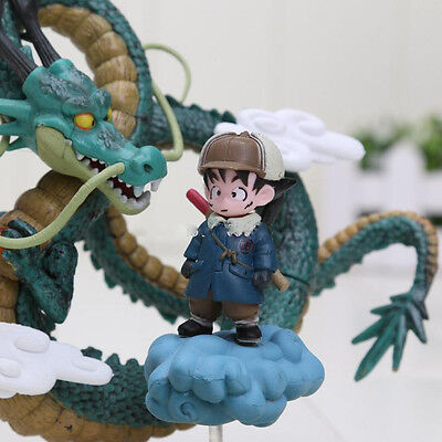Anime Dragon Ball Z Goku Collection Shenron Son Goku Action Figure model Toy