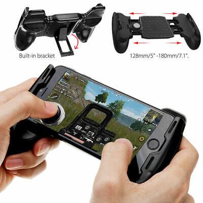 Mobile Phone Gaming Joystick Handle Holder Controller Shooter For PUBG Fortnite