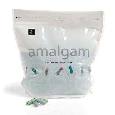 Dental Sdi Amalgam Capsules Gs-80 - 3 Spill - 50 Capsules