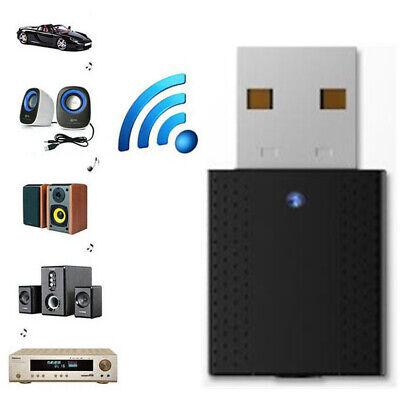 USB Bluetooth 5.0 Transmisor Audio Estéreo Receptor Adaptador Para TV PC Altavoz