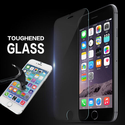 For iPhone XS/XR/XS Max 6 7 8 Plus Premium Tempered Glass Screen Protector Film