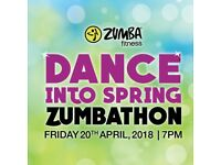 Dance Into Spring - Zumbathon for Keech Hospice Care