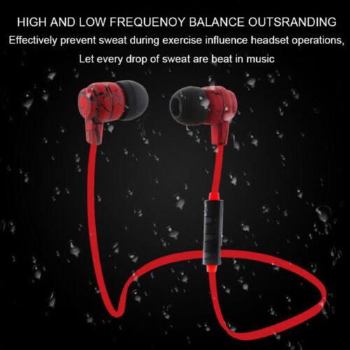 Noodle Design Bluetooth Earphone Headphones Super Bass Sports Stereo Headset