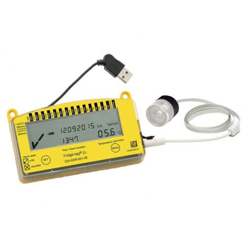 Berlinger FridgeTag-2L Vaccine Monitoring System for FRIDGE, VFC Compliant