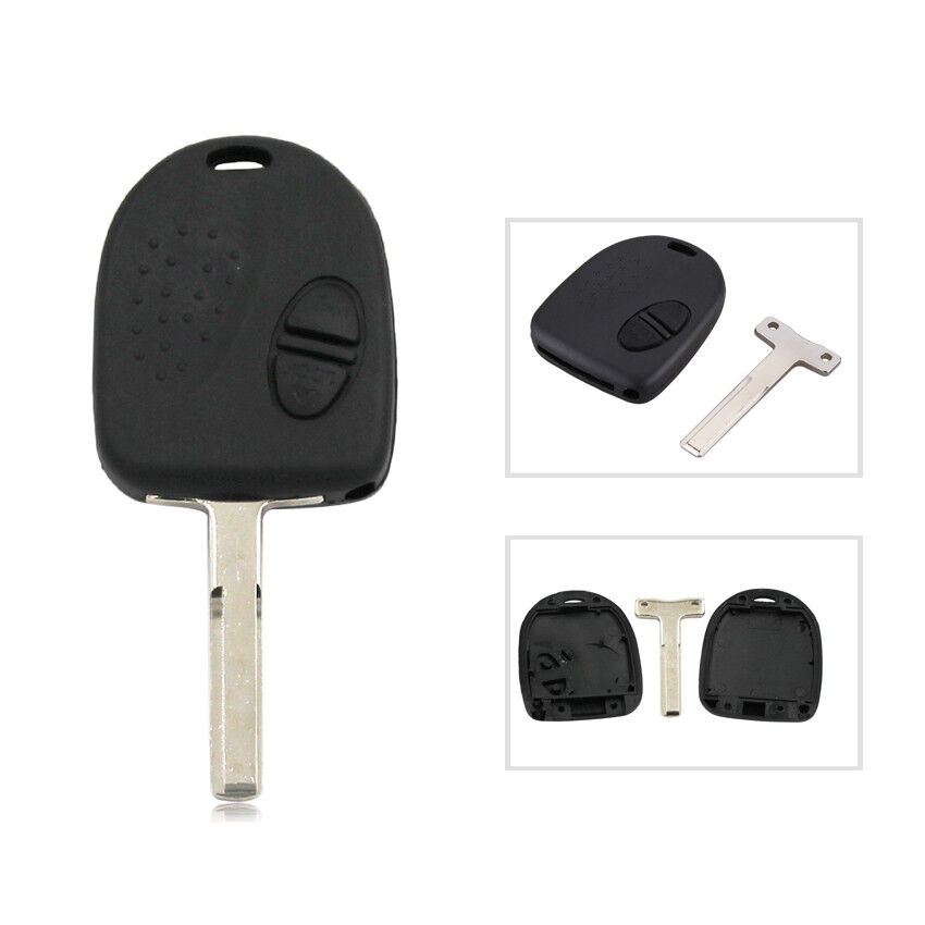 2 Buttons Remote Key Case Shell Suits VS WH WK WL VT VX VY VZ Holden Commodore