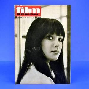 DDR ▶ Filmspiegel 14/1967 Leon Niemczyk Gerbstedt