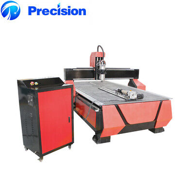 48 Ft Rotary 4 Axis Cnc Router 1325 For Woodrouter Cnc