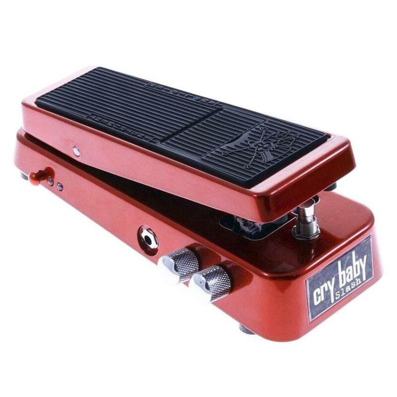 Dunlop SW95 Slash Signature Cry Baby® Wah Pedal