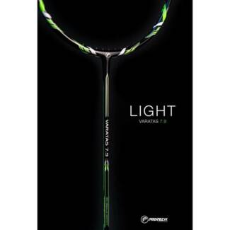 PROTECH RACKET VARATAS 7.9- New arrival -ULTRA LIght Weight