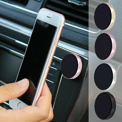 In Car Magnetic Phone Holder Mount Fits Dashboard Dash Bracket for iphone 8 7 6