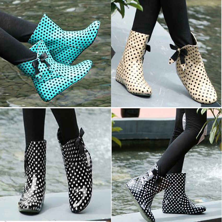 Old Fashioned Clear Galoshes