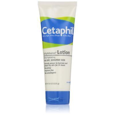 Dailyadvance Ultra Hydrating Lotion - Cetaphil DailyAdvance Ultra Hydrating Lotion -- 8 fl oz