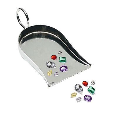 Shovel Bead (Bead Scoop Diamond Shovel W/ Holder For Gemstones & Seed Beads)