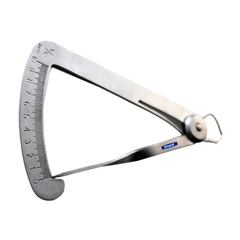 DEGREE GAUGE POCKET SIZE FOR MEASURING THICKNESS UP TO 10mm JEWELRY TOOL