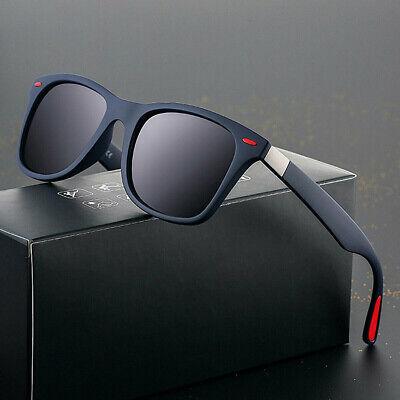 Classic Polarized Sunglasses Men Women Driving Square Frame Sun Glasses UV400  (Ladies Polarised Sunglasses)