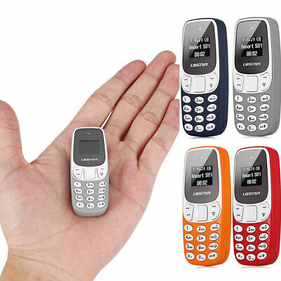Mini Bluetooth Phone Worlds Smallest Mobile Voice Changer Dual L8Star BM10 O6S9 Dual Bluetooth Mobile Phone