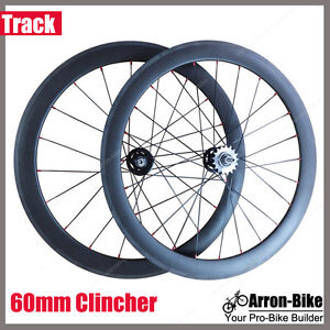 700c-60mm-clincher-carbon-track-wheel-fixed-gear-fixie-bicycle-wheelset