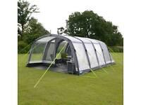 Kampa hayling 6 air tent plus vestibule