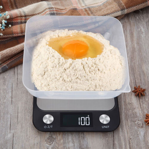Best Digital Food Kitchen Weight Scale Diet Multifunction Electronic LCD Gift~