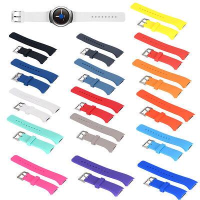 Fashion Sport Silicone Bracelet Strap Watch Band For Samsung Gear S2 SM-R720 730